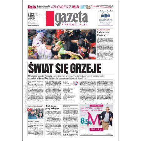 Gazeta Wyborcza - Płock 280/2008