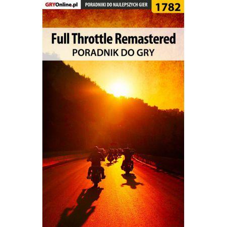 Full Throttle Remastered - poradnik do gry