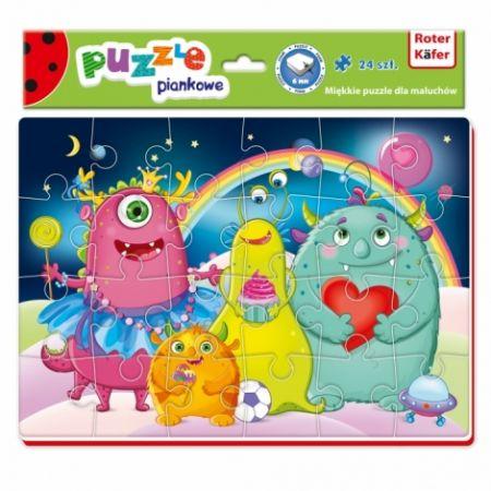 Puzzle Piankowe A4 śmieszne zdjęcia rk1201-03
