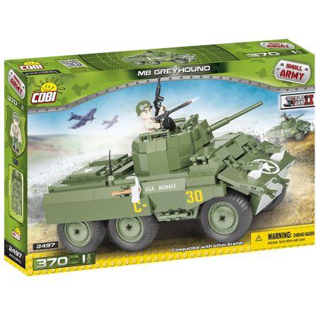 Small Army. Samochód pancerny M8 Greyhound