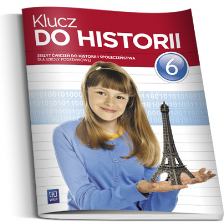 Historia SP Klucz do historii 6 ćw  NPP WSiP