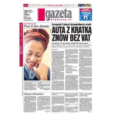 Gazeta Wyborcza - Kielce 299/2008