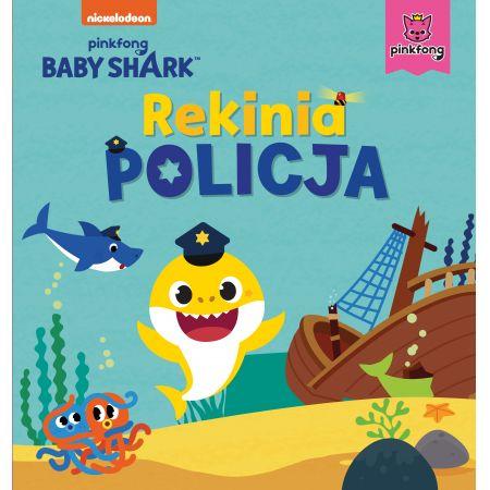Rekinia policja. Baby Shark