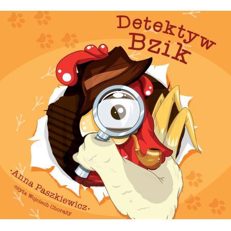 Detektyw Bzik (książka audio)