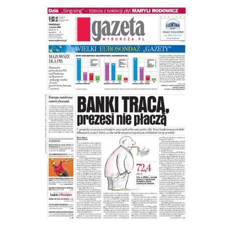 Gazeta Wyborcza - Szczecin 127/2009