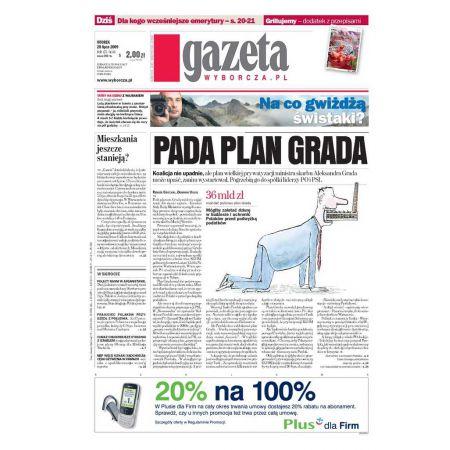 Gazeta Wyborcza - Białystok 175/2009