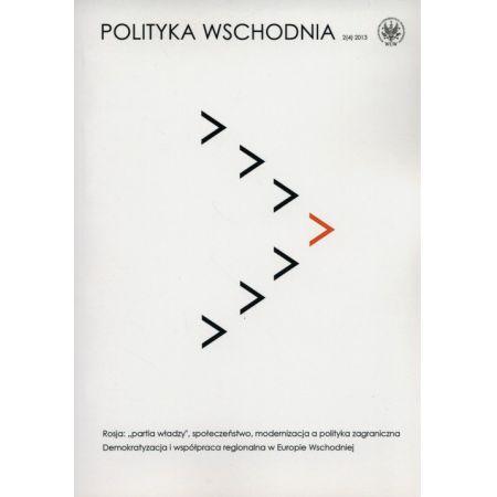 Polityka Wschodnia 2/2013