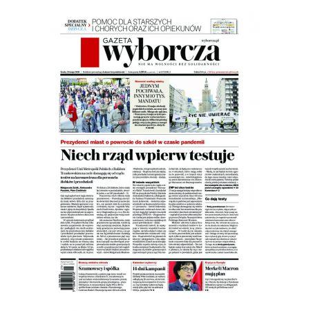 Gazeta Wyborcza - Lublin 117/2020