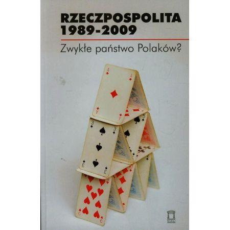 Rzeczpospolita 1989-2009