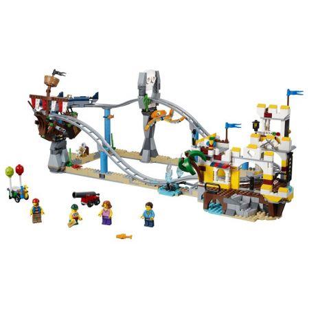 Lego Creator Piracka Kolejka Górska 31084 Klocki W Taniaksiazkapl