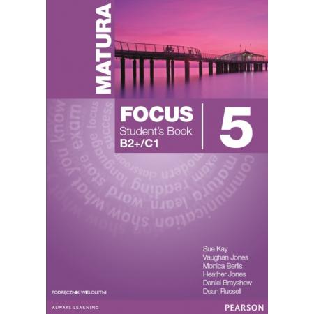 Matura Focus 5. Student's Book B2/C1
