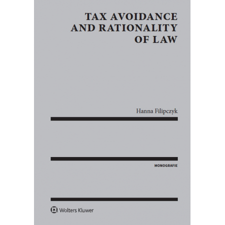 Tax avoidance and rationality of law