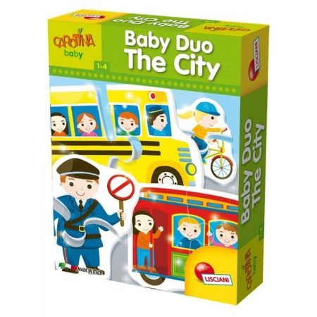 Carotina Baby Duo the city
