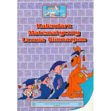 Miniatury matematyczne 10 Kalendarz matematyczny..