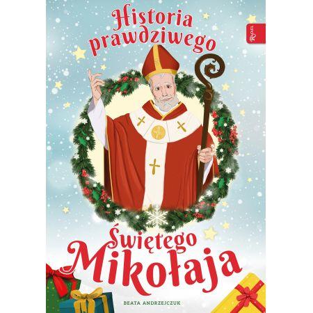 Historia prawdziwego św Mikołaja
