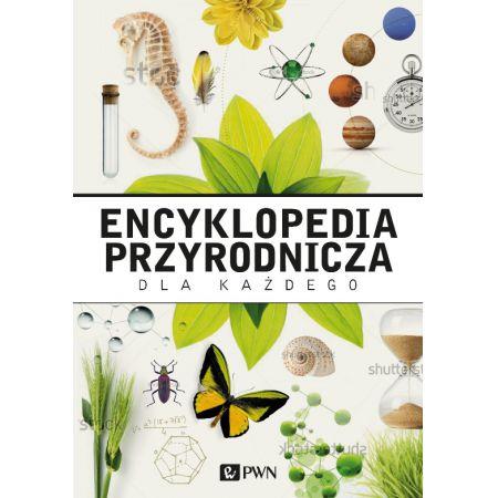 Encyklopedia przyrodnicza z płytą DVD