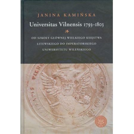 Universitas Vilnensis 1793-1803