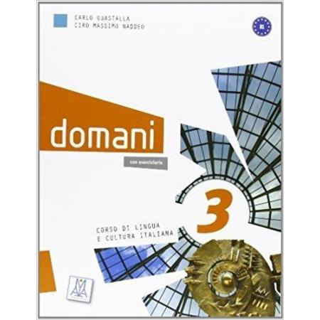 Domani 3 podręcznik + DVD