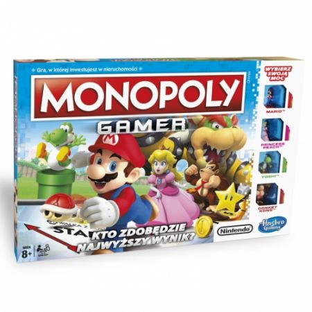 Monopoly. Gamer