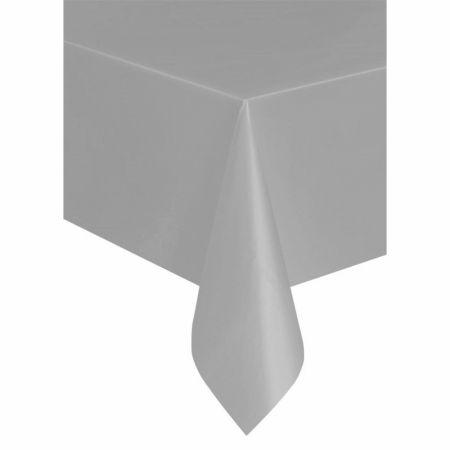 Obrus foliowy 137X247CM Srebny 1510208 L&H