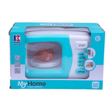 Mikrofalówka turkusowa My Home 3114B 1003989