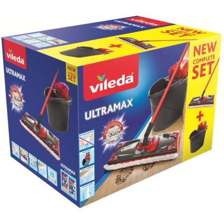 Mop płaski i wiadro zestaw Ultramax XL Box