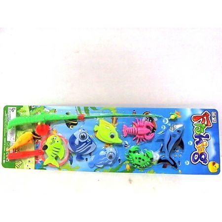 Gra rybki magnetyczne  akcesoria TA222-9A TASSO