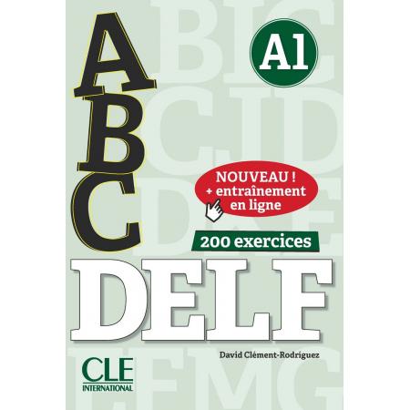 ABC DELF A1 książka + klucz + CD mp3