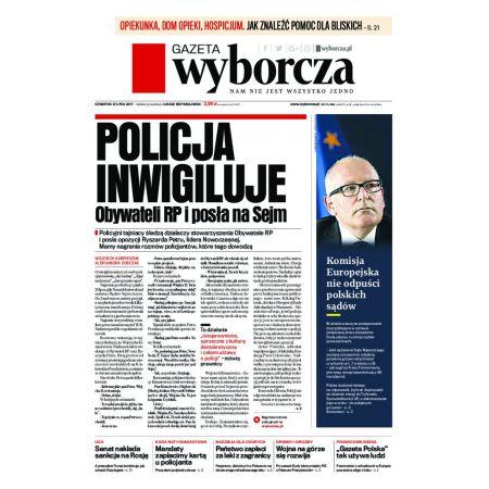 Gazeta Wyborcza - Kraków 173/2017