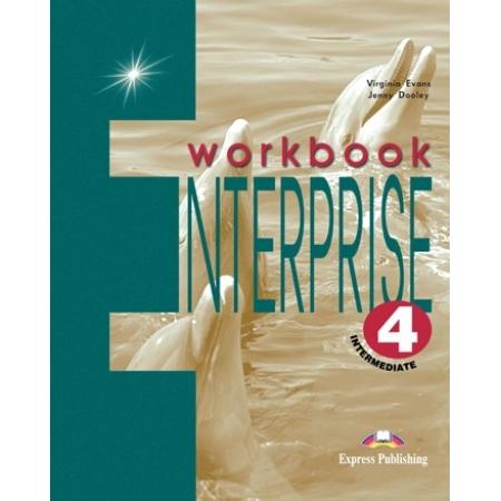 Enterprise 4 Intermediate WB EXPRESS PUBLISHING
