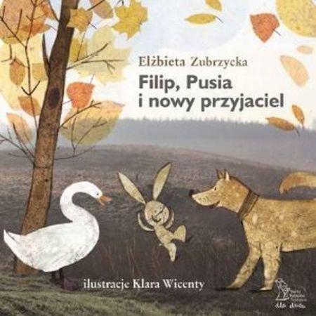 Filip, Pusia i nowy przyjaciel