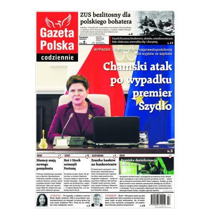 Gazeta Polska Codziennie 36/2017