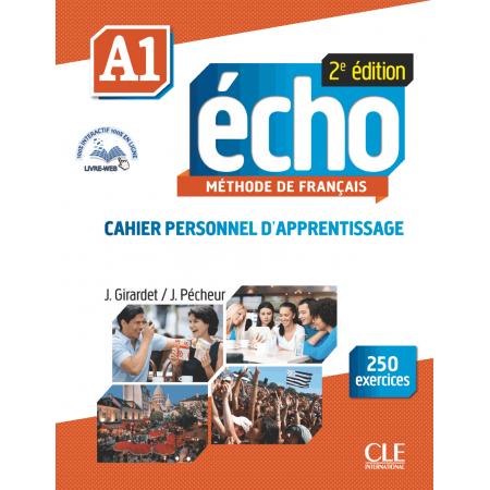 Echo A1 Zeszyt ćwiczeń +CD 2edycja