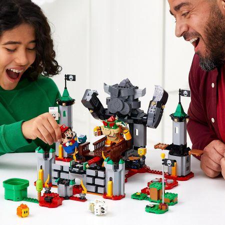 LEGO 71369 SUPER MARIO Walka w zamku Bowsera - zestaw rozszerzający