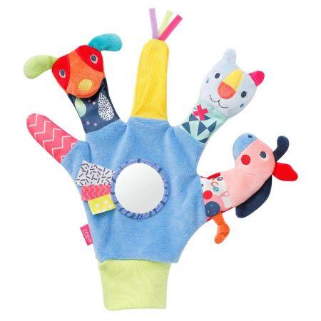 Rękawiczka Pacynka z Kolekcji: Kolorowi Przyjacie