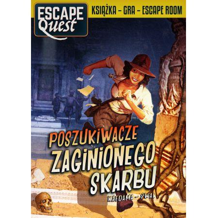Poszukiwacze zaginionego skarbu. Escape Quest