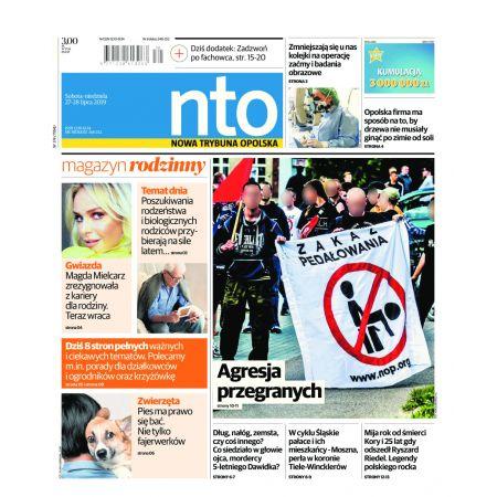 Nowa Trybuna Opolska 174/2019
