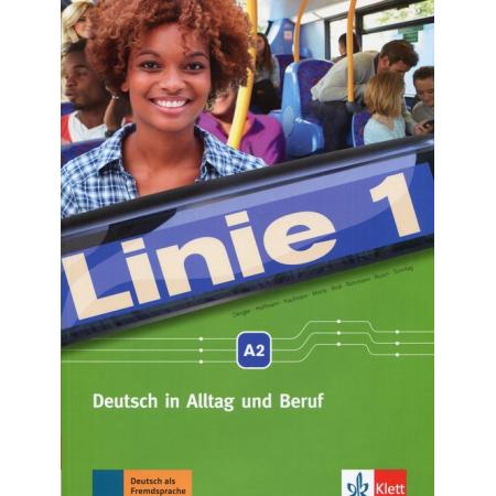 Linie 1 A2 pod. z ćwiczeniami +DVD LEKTORKLETT