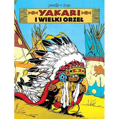 Yakari. Tom 1. Yakari i wielki orzeł