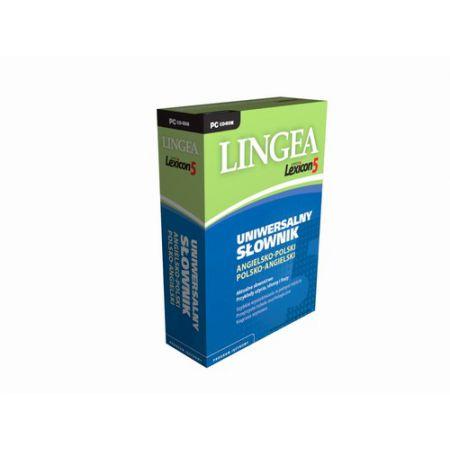 Lingea Lexicon 5 Uniwersalny Słownik angielsko-polski polsko-angielski