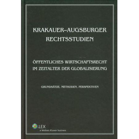 Krakauer augsburger rechtsstudien