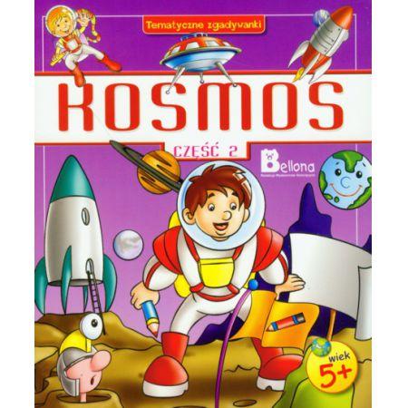 Kosmos. Część 2. Tematyczne zgadywanki