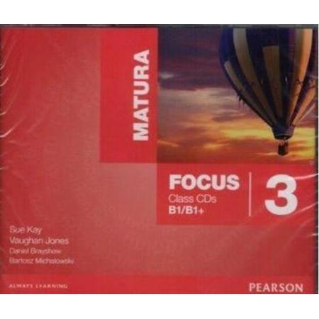 Matura Focus 3 Class CD (do obu wersji)