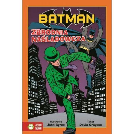 Batman. Zbrodnia naśladowcza - DC Comics