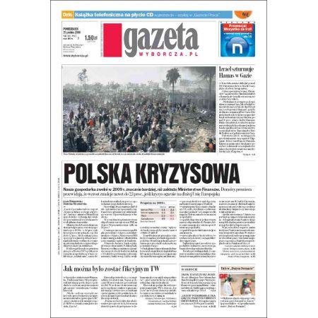Gazeta Wyborcza - Opole 302/2008