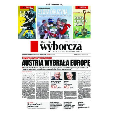 Gazeta Wyborcza - Łódź 283/2016