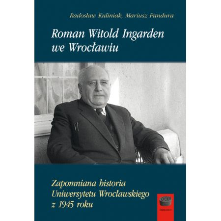Roman Witold Ingarden we Wrocławiu