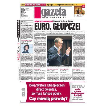 Gazeta Wyborcza - Szczecin 43/2009