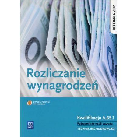Rozliczenie wynagrodzeń kw. A.65.1 WSiP