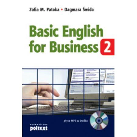 Basic English for Business 2 + CD